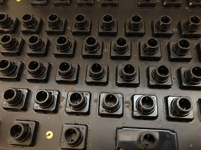 東プレのキーボード「Realforce108UDK」内部の掃除後2