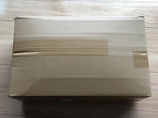 IKSTAR『ランバーサポート低反発クッション』の梱包状態