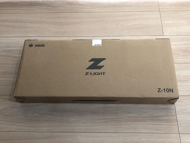 山田照明 Z-LIGHT『Z-10N』外箱