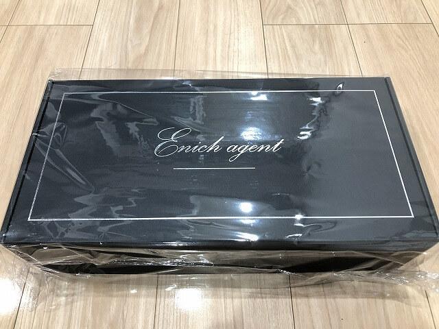 Enich agent『フットレスト(足枕)』のパッケージ外観