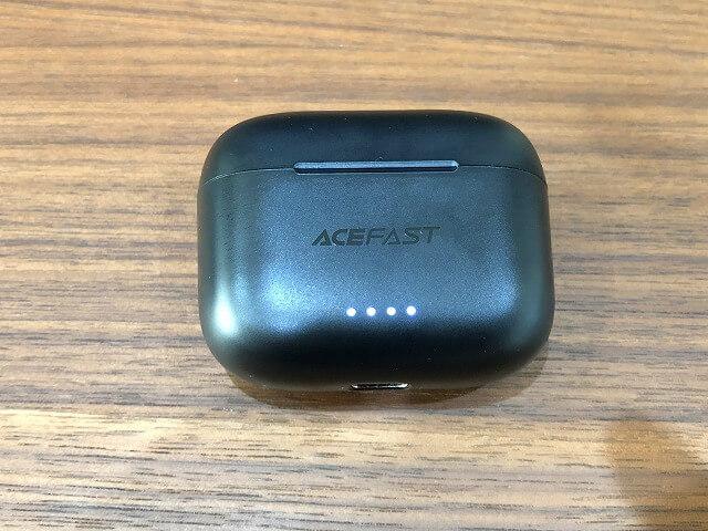ACEFAST『T1』バッテリーインジケーター